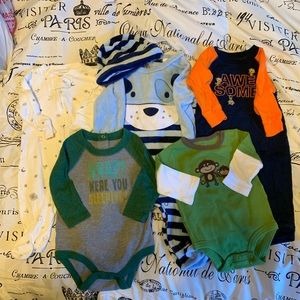 Other - 0-3 Month Boy outfits(FINAL PRICE)
